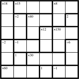 Stick-Ken Puzzles is a Sudoku-like puzzle where you fill a grid with ...