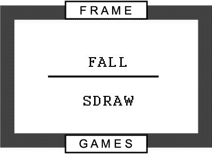 Fall Over Backwards